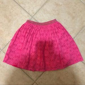 Zara Bottoms - Zara girls pink skirt